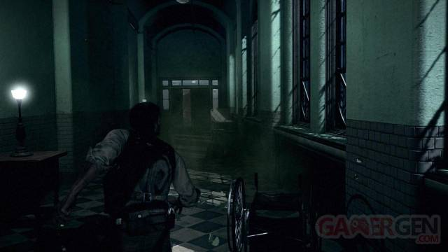 The Evil Within capture image screenshot