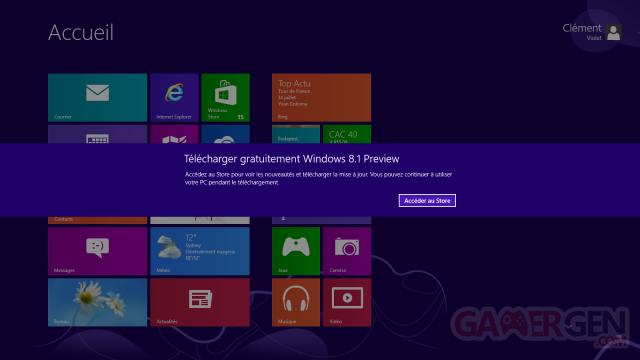 comment installer windows 8 preview aperçu télécharger