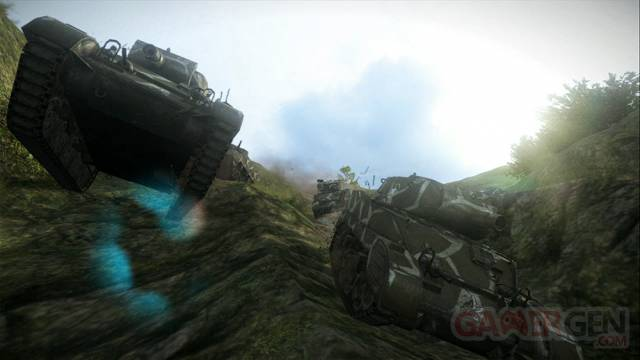 World of Tanks  captures  1