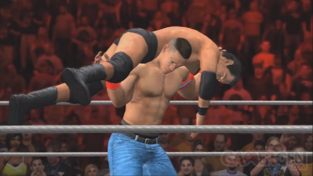 WWE' 12 john cena screenshot 14-08-2011